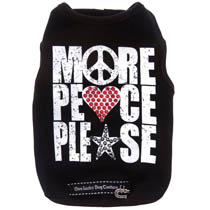 More Peace Please tee